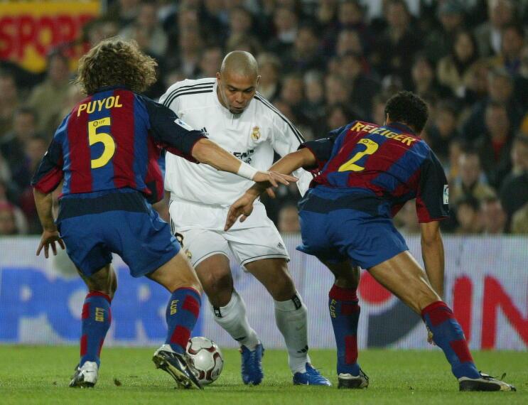 Algunos Barça-Madrid completitos en el Camp Nou para ir subiendo la adrenalina 1259368049424